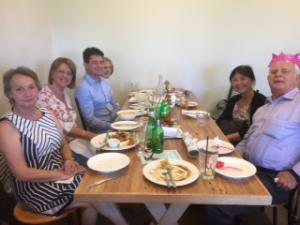 EEWG Christmas Lunch 2017